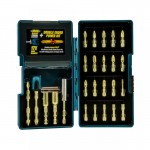 Makita B-69163 26 Piece Impact Gold Screwdriver Bit Set