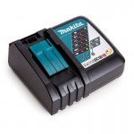 Makita DC18RC 18 Volt LXT Slide Charger Li-ion 240v